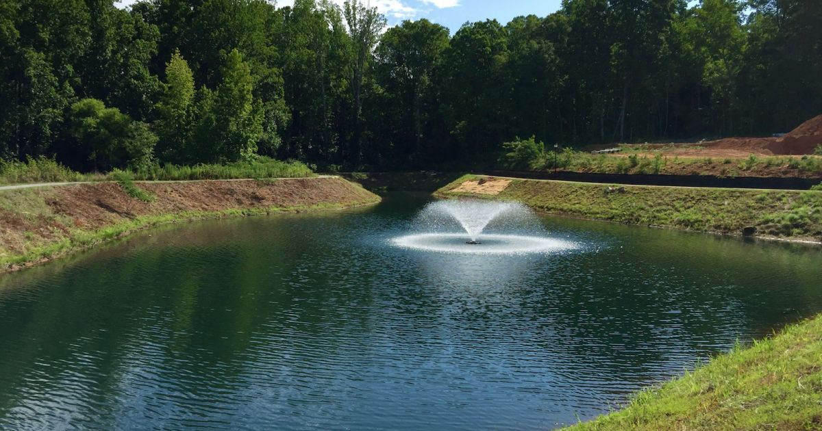 Pond Dye Is It Worth The Money Platinum Ponds Amp Lake