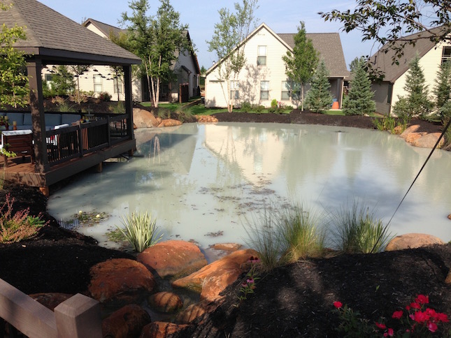 Stopping Pond Leaks With Bentonite Clay Platinum Ponds